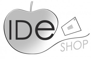 ide village shop logo